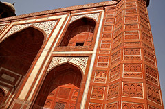 Taj Mahal 218 (David OMalley) Tags: world india heritage river site tomb taj mahal agra unesco mausoleum shah pradesh uttar jahan mughal mumtaz yamuna