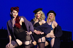 Glamour Models (David Blandford photography) Tags: timeline events didcot centre railway glamour