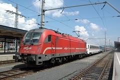 Sloveense Taurus 541-103 (cellique) Tags: taurus sloveni 541103 villachhbf villach spoorwegen treinen