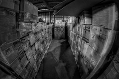 IMG_4834.JPG (Jamie Smed) Tags: iphoneedit handyphoto jamiesmed app snapseed september lens fisheye prime fixed wide angle focus 2014 hdr blackwhite bw blackandwhite rokinon manual canon eos dslr 500d t1i rebel photography warehouse geotag geotagged industrial