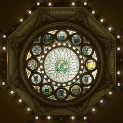 IMGP1524 (Povl) Tags: boston massachusettsstatehouse memorialhall stainedglasswindow
