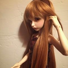 Layla (xvictoriamargaretx) Tags: msd mnf minifeeliria minifee layla liria fairyland cp doll balljointeddoll bjd abjd ball jointed dolls fairylandminifee