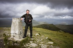 Ben Ledi Trig (Neillwphoto) Tags: benledi trigpoint trossachs hills highlands landscape scotland summit rocks