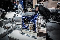 Elmia Lastbil 2016 (joohoo00) Tags: volvo gearbox fh elmia jnkping sweden sverige nikon truck vxellda dual clutch lastbil ishift