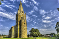 Brixworth Church 2 (Darwinsgift) Tags: brixworth church all saints saxon old oldest northamptonshire england hrd photomatix nikon d810