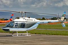 EI-DKM (GH@BHD) Tags: eidkm agusta agustabell bell bell206 jetranger ldy egae londonderry cityofderryairport eglington helicopter chopper rotor aircraft aviation