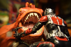 Ant-man  (six-inch scale) (TaglessKaiju) Tags: antman marvel comic movie hero hank pym scientist toy figure scott lang