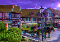 Carriage in Wernigerode 3-D / Anaglyph / HDR / Raw / Stereoscopy (Stereotron) Tags: wernigerode germany europe sachsenanhalt saxonyanhalt harz mountains horses streetphotography citylife anaglyph anaglyph3d redcyan redgreen optimized anaglyphic anabuilder 3d 3dphoto 3dstereo 3rddimension spatial stereo stereo3d stereophoto stereophotography stereoscopic stereoscopy stereotron threedimensional stereoview stereophotomaker stereophotograph 3dpicture 3dglasses 3dimage twin canon eos 550d yongnuo radio transmitter remote control synchron in synch kitlens 1855mm tonemapping hdr hdri raw
