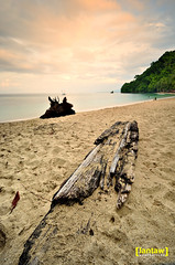 Sublime Sunrise (lantaw.com) Tags: sea beach sunrise coastal tuka 2015 sarangani kiamba tukamarinepark