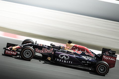 Daniel Ricciardo and his RedBullGP of Spain Formula 1 2015 (DavidFiguer) Tags: barcelona españa blur cars car sport race speed spain daniel f1 racing grandprix coche panning circuit formula1 redbull gp motorsport carrera montmelo pirelli 2015 monoplaza singleseater rb11 gpspain ricciardo