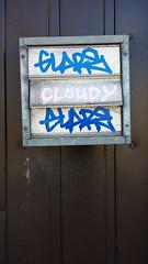20150312_105619 v2 (collations) Tags: cloud toronto ontario graffiti glare cloudy