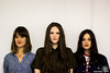 The Staves, CQAF Backstage, Ruth Kelly