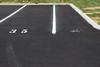 Montréal, 2015 (Jacques Lebleu) Tags: city urban bike montréal pavement montreal parking politics politicians markings pictogram ville vélo ligne urbain stationnement ahuntsic pictogramme asphalte marquage transportactif activetransit