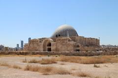 Umayyad Palace, Amman Citadel, Amman, Jordan (Bencito the Traveller) Tags: umayyadpalace ammancitadel amman jordan