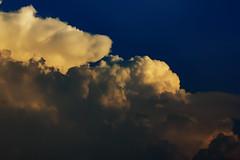 Stormcloud (Gewitterwolke) (betadecay2000) Tags: thunderstorm rain dark cloud clouds cloudy wolkig wolken wolke wetter weather weer meteo storm nrw unwetter heavy rainy bad himmel sky dunkel outdoor dmmerung dlmen gewitter duelmen abend