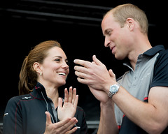Duke & Dutchess Of Cambridge (Owen Davies Landscape Photography) Tags: americas cup portsmouth dutchess cambridge kate middleton prince william ben ainslie sailing southsea duke of royal family