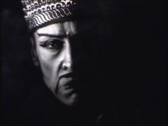mcquary emerging from the shadows... (enrico vattani) Tags: krasnogorsk3 kodakreversal 16mm shortfilm fumanchu michaelmcquary