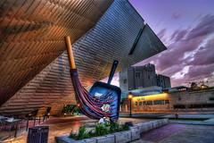 Denver Art Museum. (Mr. Jason Hayes) Tags: colorado denverartmuseum denver hdr milehighcity