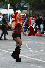 Fremont Solstice 2016  2421 (khaufle) Tags: solstice fremont wa usa wig hulahoop parade