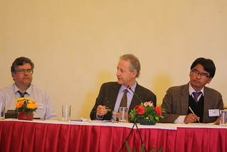 A discussion between nutrition leaders by