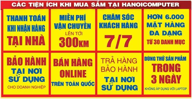 HANOICOMPUTER KHAI TRƯƠNG SHOWROOM MÁY TÍNH THỨ 3 TẠI HẢI PHÒNG