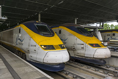 Eurostar Trains (l4ts) Tags: city london eurostar capital railwaystation eurostartrains stpancrasinternational 188mph