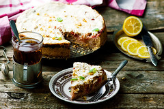 homemade plum pie (Zoryanchik) Tags: red food home cake fruit pie dessert sweet dough traditional country plum plate fresh sugar delicious homemade bakery pastry piece tart bake prune