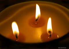 Trinity (scottnj) Tags: light candles candle flames flame wax melt wick wicks 365project 192366 scottnj cy365 scottodonnellphotography redditphotoproject