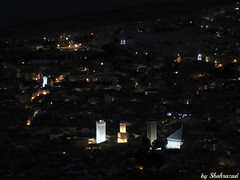 Fes by night EXPLORED! (Shahrazad26) Tags: fs fez medina fselbali marokko maroc morocco nightshot townview