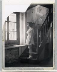 E. (denzzz) Tags: portrait polaroid polaroid672 ghost blackwhite blackandwhite skancheli analogphotography filmphotography instantfilm snapitseeit polavoid mamiyauniversal expired