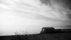 On the edge (melvlim85) Tags: travel sea england train scotland edinburgh ride north inverness