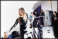 HUMAN LARVAE at Hradby Samoty 2016 (Martin Mayer - Photographer) Tags: music castle concert industrial gig performance human noise larvae harsh koncert 2016 rosice hradby zmok samoty