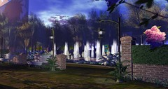 RFL in Secondlife - campsites (Osiris LeShelle) Tags: pledge secondlife second life relay rflinsl relayforlifeinsecondlife sims campsites