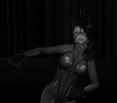 Pony Dance (Carla Putnam) Tags: ponygirl pony dance dancing ponyplay girl