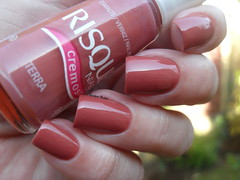 Risqu - Terra (Barbara Nichols (Babi)) Tags: risqu terra orange orangenailpolish mo mos unha unhas nailpolish nails