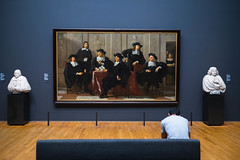 Then like now, Rijksmuseum Amsterdam (David Allen's Photostream) Tags: amsterdam rijksmuseum ponder wonder painting fujixt123mmf14 nationalgeographic
