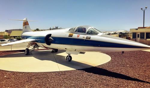 F-104, Edwards AFB, CA