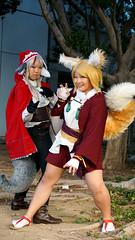 Fire Emblem Fates (Marigold and Rue Photography) Tags: fire emblem fates if japan anime manga video game nintendo cosplay selkie velouria setsuna fox expo 2016 ax group fantasy rpg