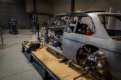 Complications 01 (Oliver Pykett) Tags: racecar bmw e21 320i group5 workshop motorsport race handbuilt