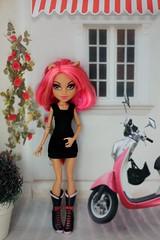 IMG_7469 - 112 (Elena_art) Tags: monsterhigh howleen handmade dress wolf e