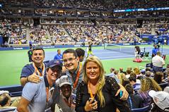 US-Open-2016-28 (fabergtourexperience) Tags: usopen tennis new york usa arthur ashe stadium stanislaswawrinka stan wawrinka novakdjokovic djokovic experience sporting events sunset sunny day