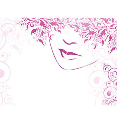 woman (Nagendrachouhan) Tags: illustration beauty girl fashion female face beautiful floral design decorative spring portrait modern flower lady abstract woman head nature glamour silhouette femininity curly creative curl women decoration lips blossom inspiration sensuality conceptual symbol feminine fashionable elegant vogue romantic greeting swirls natural expression flourishes coiffure shape stylish curve foliage creativity mother