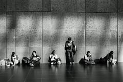 (Ah - Wei) Tags: contax g2 g45 adoxsilvermax bw film hc110 taiwan street people