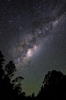 Milky Way - Serpentine Dam, Western Australia