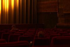 At the cinema (blondinrikard) Tags: cinema göteborg spring sweden may capitol maj emptyseats biograf cinemateket cinemaseats biosalong biocapitol cinematheater bioplatser