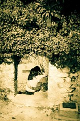 Space for love (veryg83) Tags: people love hug kiss couple romance greece romantic amore romantico bacio coppia abbraccio