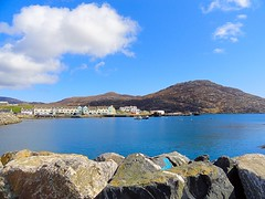 Lochboisdale from new Marina (hazelisles,(www.youtube.com/user/hazelisles)) Tags: lochboisdale suist