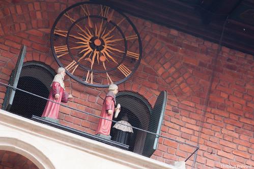 Cour intérieure du Collegium Maius