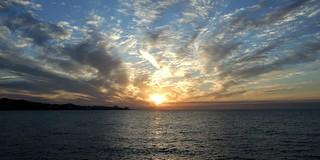 Sunrise in Fuengirola 2
