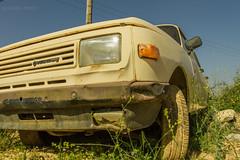 9467-2 (MARIDAKIS LEFTERIS) Tags: κιτρινο παλιο ρεθυμνο παλιοοχημα 20157d οικημα